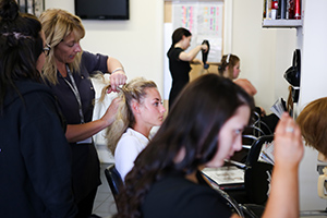 Diploma in Professional Hairdressing (Level 2 Apprenticeship) image