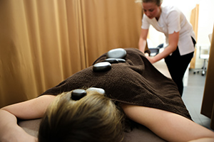 NVQ Level 3 Diploma in Beauty Therapy - Massage Route image